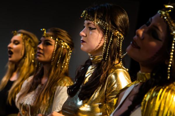 Skarabäus und das Roß des Pharao