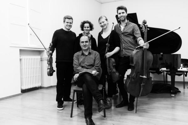 """Geschützt: Notos Quartett, Jesús Torres, Welturaufführung """"Cuarteto con Piano"""""""