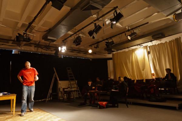 Theater NN: Ein ganz gewöhnlicher Jude