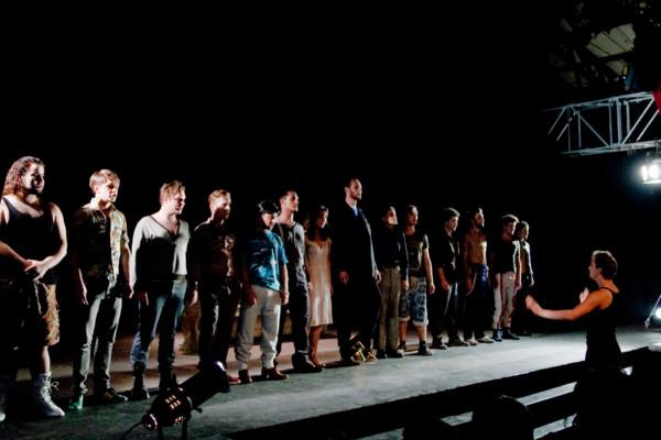 Theatermacher: Die Räuber