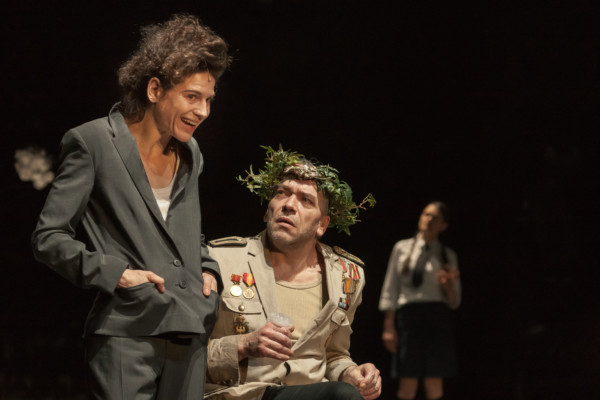 Thalia: Antigone von Sophokles