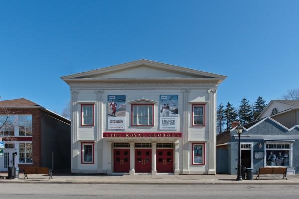 Shaw Festival Theater, Niagara-on-the-Lake