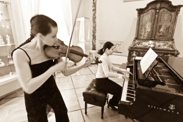 Deutsche Stiftung Musikleben, Einspiel der Musiker, 2011