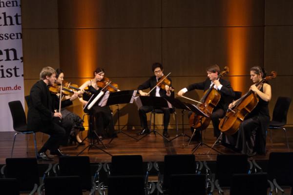 Streichquintett der Deutschen Stiftung Musikleben, Körberforum Hamburg, 2011