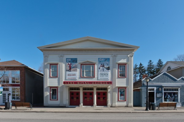 Shaw Festival Theater, Niagara-on-the-Lake